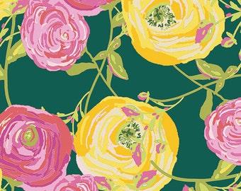 Paradis Citrus Joie De Vivre by Bari J Art Gallery Fabric, Choose your cut