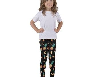 Pineapple Joy Kid's leggings