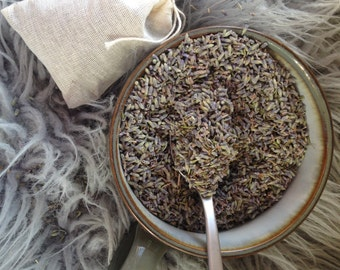 Organic Lavender Satchels