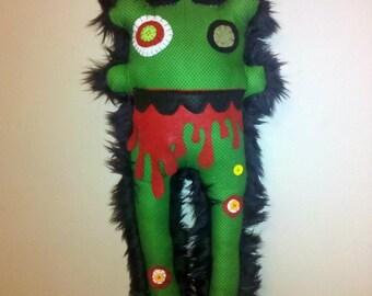 Zombie Crawler Critter- Slasher