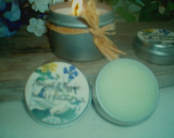 Pistachio Ice Cream Lip Balm, Lip Softening, Chap Lips, Chap Stick, Lip Balms In Tins, Fresh Made
