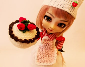 Kitchen (Cake Shop) Kit for your Pullip