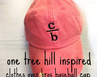 Clothes Over Bros Baseball Cap - One Tree Hill Baseball Hat - Tree Hill North Carolina