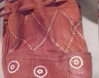 1950s /60s duffle bag