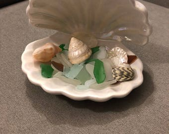Mermaid Mail Seaglass Lucky Dip
