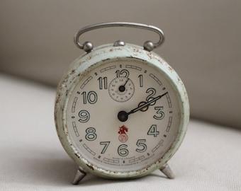French Alarm Clock