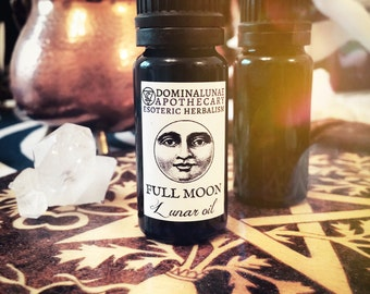 Lunar Magic oils