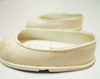 French Doll Shoes. 60s