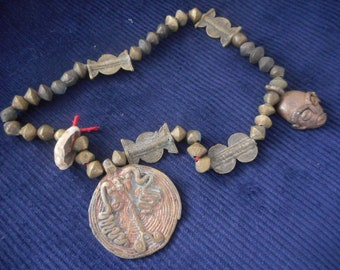 African Old necklace