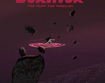 The Cosmic Suvivor:The Hunt for Nebulon,  Issue #1