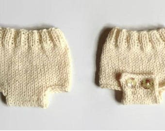 Knit Diaper Cover Pattern, Knit 12m Pattern, Knit Pattern, Baby Pattern, Knit Prop Pattern, Diaper Cover Pattern