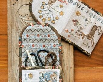 Pocket Full of Dreams : Cross Stitch Pattern by Heartstring Samplery