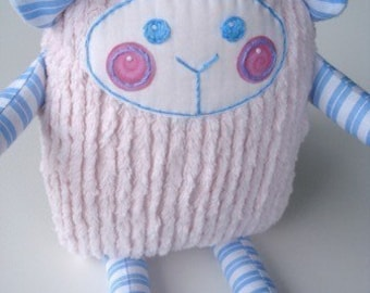 SALE - PDF ePATTERN for Precious Sheep Doll