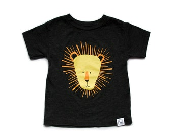 Lenny the Lion Toddler Tee