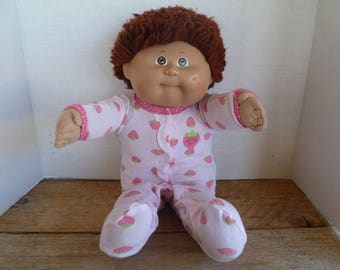 Cabbage Patch Doll Vintage 1981
