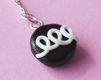 Handmade Hostess Necklace  (D1H2)