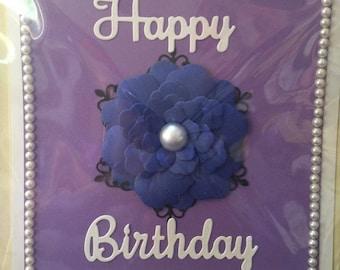 Hand Made Happy Birthday Cards