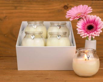Scented soy candle gift set - Uplifting