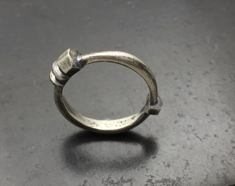 Architectural Stacking Ring IV