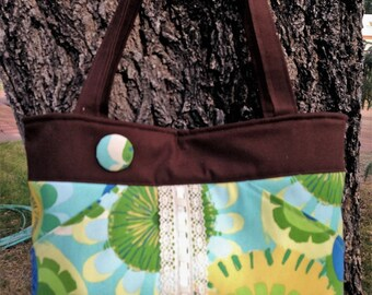Miss Mama Floral Handbag