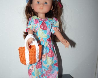 Compatible Little Darling Diana Effner or sweethearts Corolle doll outfit