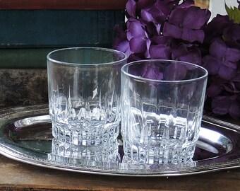 Arcoroc France Lancer sur les verres de roches ensemble de 2 vieux façonné les roches whisky verres à boisson