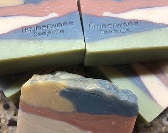 Gardenia Silk Soap XL Bars - Palm-Free