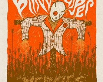 Blitzen Trapper official screenprinted gigposter October 2012