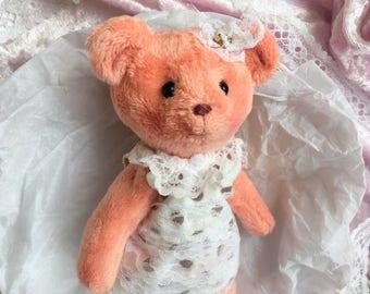 Bear Teddy Bear Wedding Handmade present