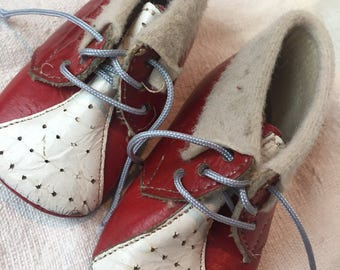 Vintage Baby Boots