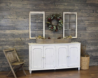 Shiplap - weathered gray color, shiplap wall, shiplap plank wall, Feature Wall, Farmhouse, Farmhouse Decor, Wall Coverings, shiplap ceiling,