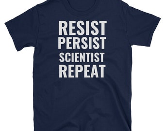 March for Science Shirt | Earth Day Shirt | Climate Change Shirt | March for Science Shirt | Earth Day 2018 Shirt | Rally Shirt