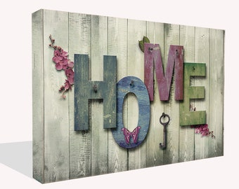 Home Decor  Canvas Print  Wall Art Ready To Hang Or Poster Print