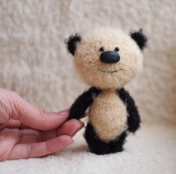 Häkeln Teddy Bär Foto Prop Mini Bär Blythe Spielzeug