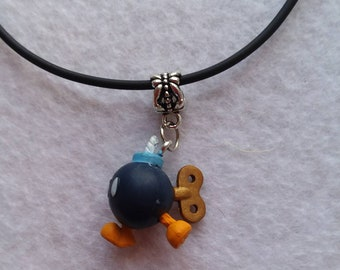 Bob-omb Necklace