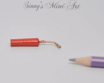 1:12 Dollhouse Miniature Blow Torch / Miniature Tools IM 0168