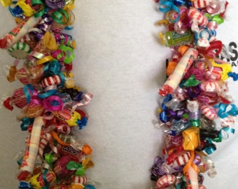 Birthday Mixed Candy Lei