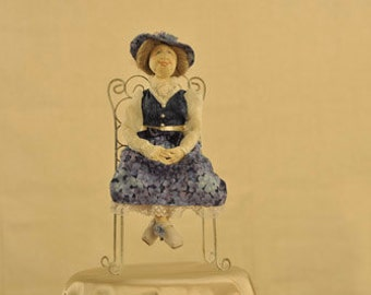 Miss Hydrangea Blue