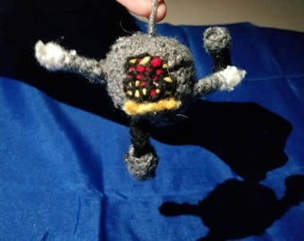 Custom Crochet Keychain