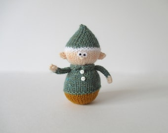 Little Pixies toy knitting patterns