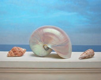 Shells, Colin Berry