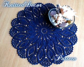 Lace Doily Tutorial Doily Pattern Free Patterns Crochet Doily Tutorial Boho Doily Boho Crochet PDF Boho Tablecloth DIY Doily PDF Doily