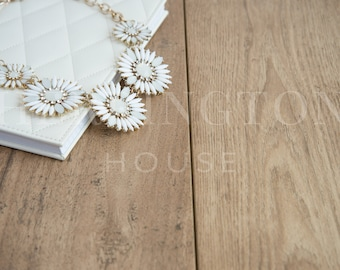 Fashion styled stock photography | Necklace stock photo - Spring fashion stock photo - Fashion blog stock photo - Accessory - Flower