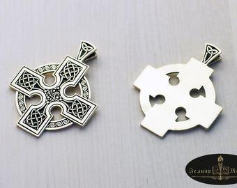 Amulet/Medallion Celtic cross