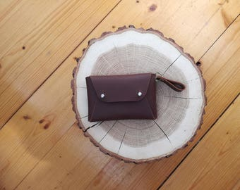 Leather wallet/ card holder