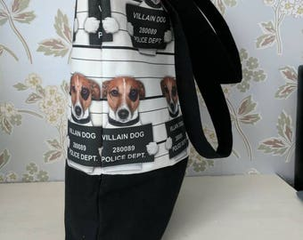Gift for her!Large Tote bag/ shoulder bag/ shopping tote/ weekend tote.