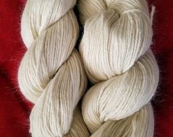 Kid Mohair/Baby Alpaca Mill Spun Yarn