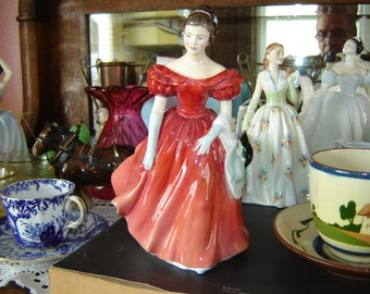 Royal Doulton England Winsome figurine
