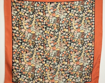 Liberty of London Floral Print Scarf