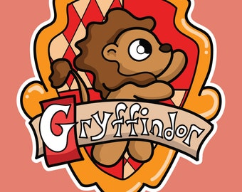 Gryffinbit Crest Print / I292